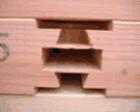 従来の木造軸組工法の断面欠損