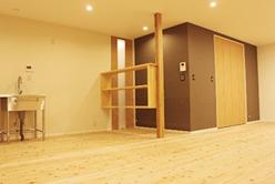 ※オープンスペースの2階※