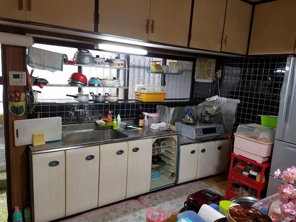 キッチン改装のご紹介です!
