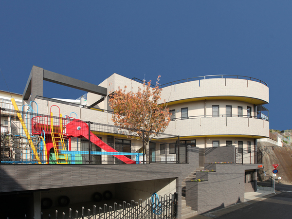保育園 設計