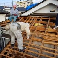 瓦屋根葺替えのサムネイル