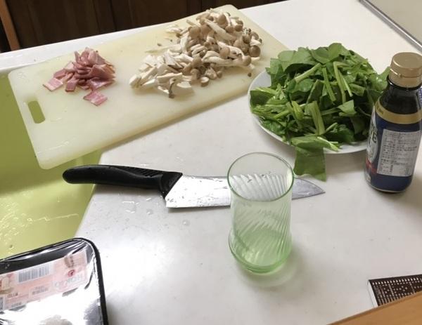 料理って楽しい。